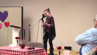 "Phoebe Grace-""Dancing To The Tune Of A Twenty Dollar Bill"""