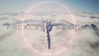 FACELESS SOLDIER Ace Combat 7 Skies Unknown