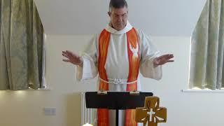 Sunday 31st May: Holy Communion