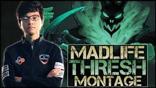MadLife Montage - Best Thresh Plays