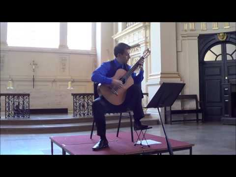 Concert at St. Martin-in-the-fields (extracts)