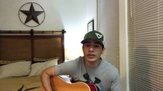 The King Of Broken Hearts- George Strait: Acoustic cover by Ronny James