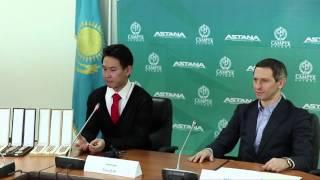 Денис Тен сравнил спортивные комплексы Казахстана и США