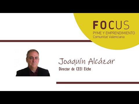 Entrevista Joaquín Alcázar en Focus Pyme y Emprendimiento L´Alacantí 2019