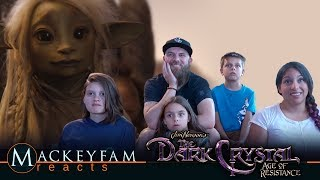 The Dark Crystal: Age of Resistance | Teaser | Netflix- REACTION and REVIEW!!!