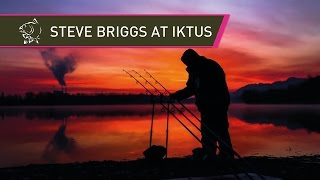Carp Fishing With Steve Briggs At Iktus Lake