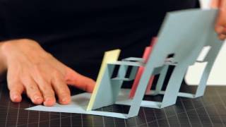 How to Make a City Pop-Up Card | Pop-Up Cards