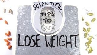 Scientific Weight Loss Tips