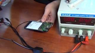 Ремонт телефона в мастерской