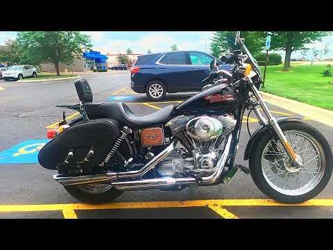 2001 Harley-Davidson Super Glide FXD