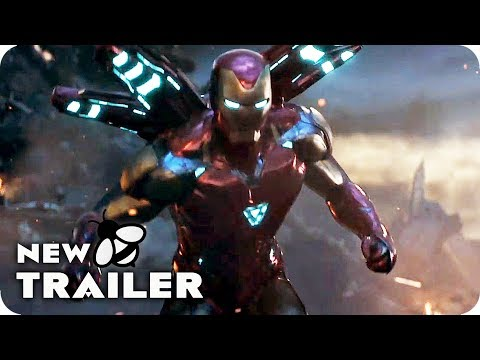 Download AVENGERS 4: ENDGAME Final Trailer (2019) HD Mp4 3GP Video and MP3