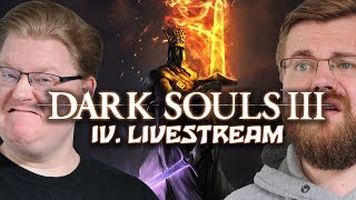 Dark Souls 3 Livestream #4 mit Peter & Chris