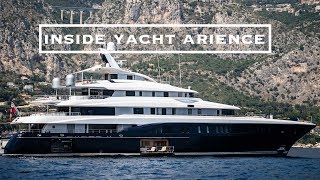 Yacht Arience Tour   Ready For Guests