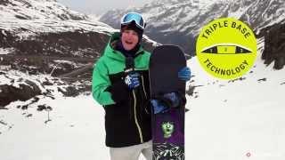 Lobster Eiki Helgason Pro Snowboard On Snow Review 2015/2016 | EpicTV Gear Geek