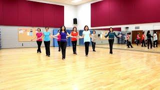 Tightrope - Line Dance (Dance & Teach in English & 中文)