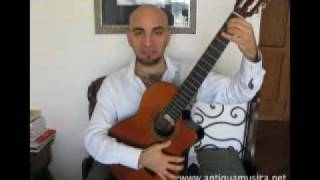 Lute Tutorial n. 2 - HOW TO TUNE A LUTE AND CREATE A LUTE GUITAR!