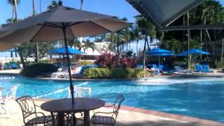 preview picture of video 'Intercontinental Hotel - San Juan, Puerto Rico'