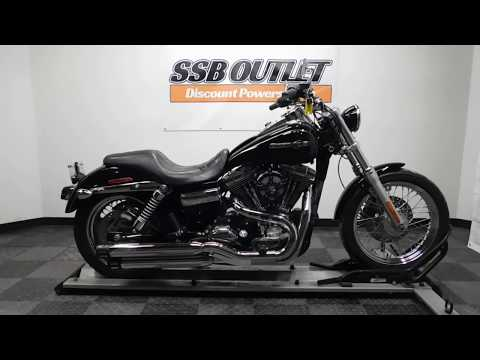 2011 Harley-Davidson Dyna® Super Glide® Custom in Eden Prairie, Minnesota