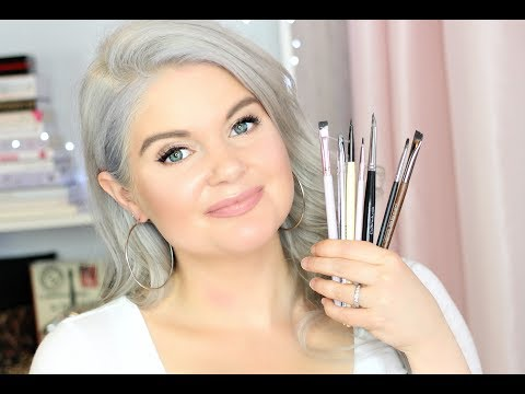 Best Eyeliner Brush Review | Bobbi Brown, Real Techniques, Kylie Cosmetics & More