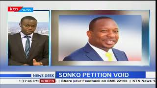 Governor Mike Sonko wins case filed against his gubernatorial win