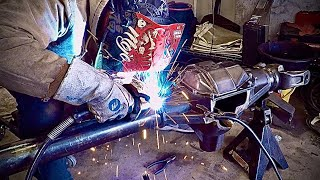 Dana 60 Tube Welding, Ball joint Install and Prep Work Before Truss and Shave Kit Superduty Axles