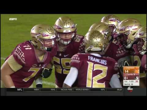 Clemson Tigers at Florida State Seminoles in 30 Minutes - 10/29/16