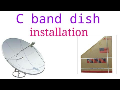C Band Dish at Best Price in India