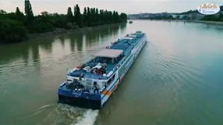1AVista: Donau-Flusskreuzfahrt von Passau bis Budapest