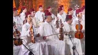 Tarab andaloussi الطرب الأندلسي   5 Bajeddoub Andaloussi Sahra Maroc music Soufi - باجدوب