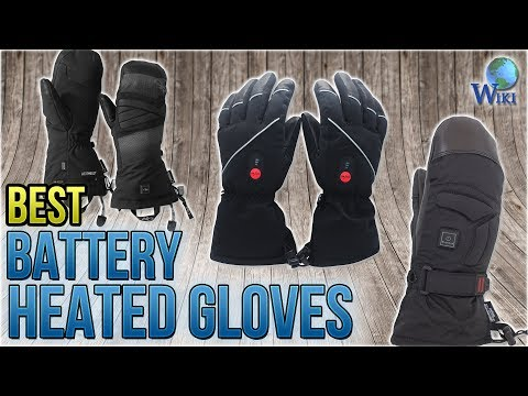 7 Best Battery Heated Gloves 2018