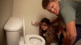BULLYING A LITTLE KID!! | David Dobrik