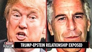 Trump-Epstein Ties EXPOSED In New Book
