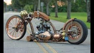 The Best of Rat Rod Motorcycles!