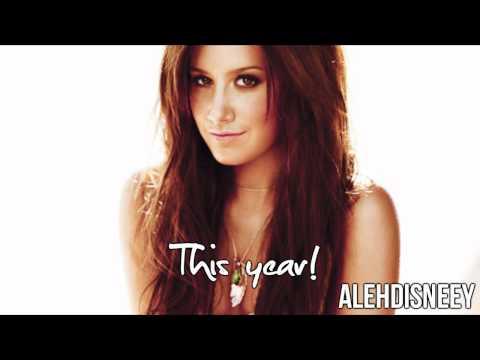 Last Christmas - Ashley Tisdale Lyrics HD