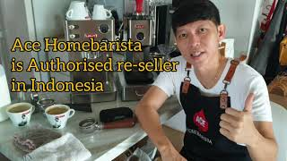 How to extract coffee with Lelit Victoria PL91T