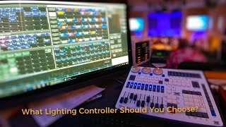 Choosing the Right Lighting Controller for Your Church