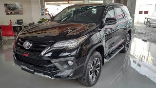 In Depth Tour Toyota Fortuner TRD Sportivo Diesel 2017 - Indonesia