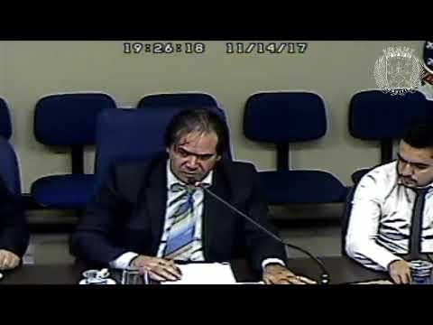 Câmara Municipal de Juquitiba - 35ª Sessão Ordinária 2017
