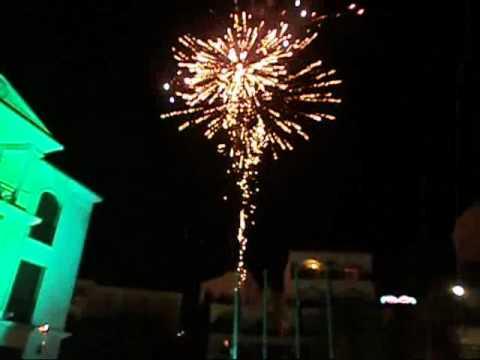 Fuegos Artificiales (Feria de Istán 2011)