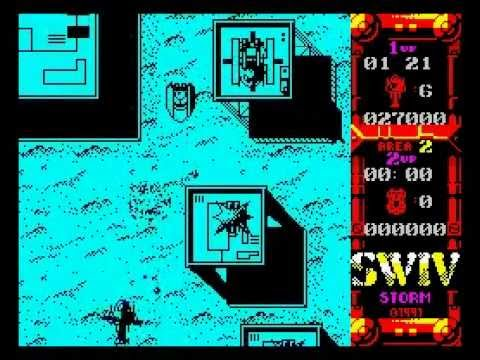 SWIV Walkthrough, ZX Spectrum
