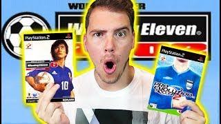 GIOCO A WINNING ELEVEN 6 - Il miglior gioco di Calcio di sempre! (Pro Evolution Soccer 2) - dooclip.me