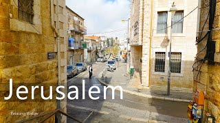 Walking In Jerusalem, Israel
