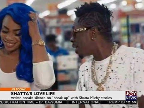 Shatta's Love Life - Joy Entertainment Today (1-5-18)