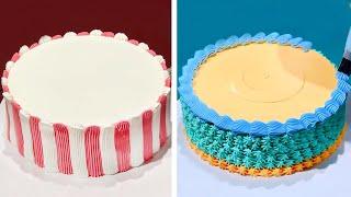 Amazing Cake Decorating Ideas Like A Pro | Most Satisfying Chocolate Cake Recipes | So Yummy Cake