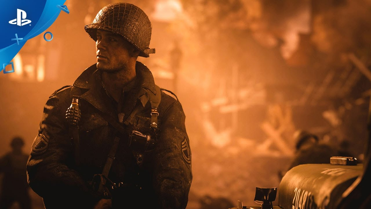Announcing Call of Duty: WWII