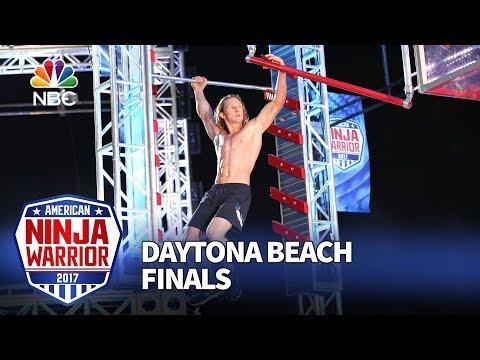 Rigel Henry at the Daytona Beach City Finals - American Ninja Warrior 2017