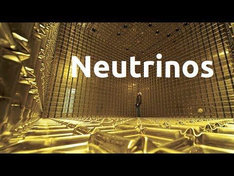 Neutrinos bajo tierra