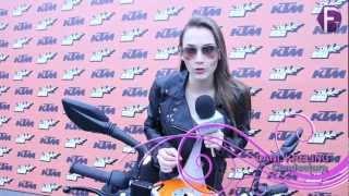 LANZAMIENTO DE LA MOTO 200 DUKE POR KTM by FemaleTV