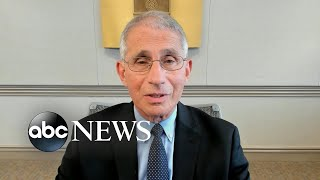 Dr. Fauci to Muir: 'Universal wearing of masks' necessary to combat COVID-19  | WNT