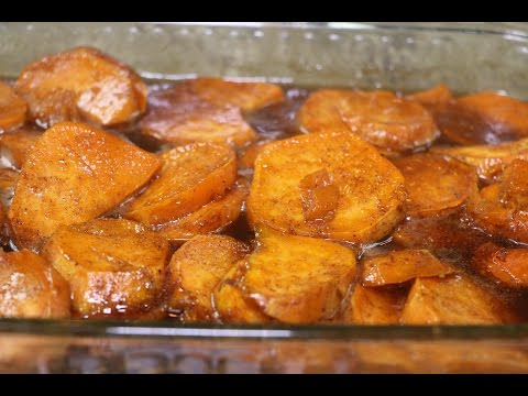 Candied Yams Recipe – How to Make Candied Yams
